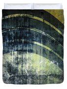 Piped Abstract Duvet Cover