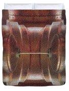 Pipes 4 Duvet Cover