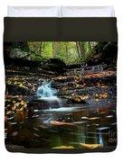 Pipestem Falls Duvet Cover