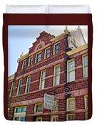 Pipestone County Museum-1886 In Pipestone-minnesota  Duvet Cover