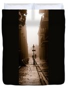 Pirate's Alley  New Orleans Duvet Cover