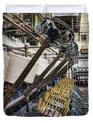Pirn Winding Machine Duvet Cover