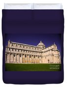 Pisa Cathedral Duvet Cover