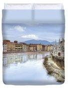 Pisa Duvet Cover