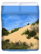 Piscinas Dunes - Sardinia. Italy Duvet Cover