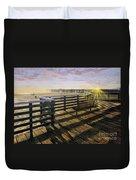 Pismo Boardwalk Duvet Cover