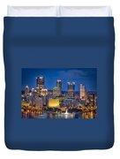 Pittsburgh Duvet Cover