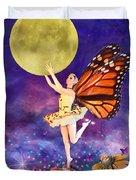 Pixie Ballerina Duvet Cover