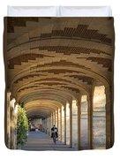 Place Des Vosges Walkway Duvet Cover