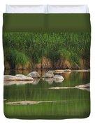 Llano River 2am-106459 Duvet Cover