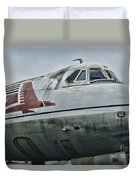 Plane Capital Airlines Duvet Cover