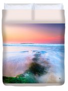 Planet Water Duvet Cover