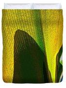 Plant Art 1 Duvet Cover