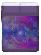 Plasma Drive Ignition Duvet Cover