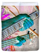 Play It Again Sam Duvet Cover