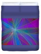 Play Of Colours Duvet Cover