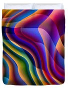 Play With Colours Duvet Cover