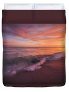 Playa De Fuego  Duvet Cover