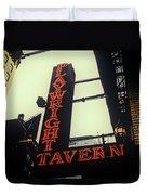 Playwright Tavern Duvet Cover