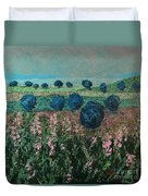 Pleasant Meadows Duvet Cover