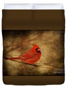 Please Feed The Birds Duvet Cover