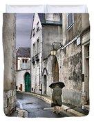 Pluie A Chartres - 1 Duvet Cover