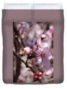 Plum Blossoms 12 Duvet Cover