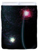 Plurality Of Dimension Duvet Cover
