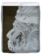 Plymouth Ice Festival Duvet Cover