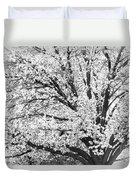 Poetry Tree Duvet Cover