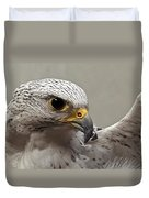 Point Defiance Gryfalcon Duvet Cover