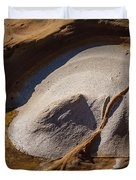 Point Lobos Abstract 3 Duvet Cover