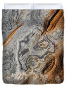 Point Lobos Abstract 4 Duvet Cover