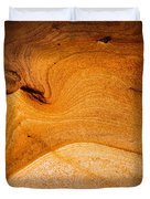 Point Lobos Abstract 8 Duvet Cover