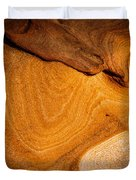 Point Lobos Abstract 9 Duvet Cover