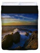 Point Lobos Two Duvet Cover
