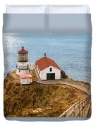 Point Reyes Duvet Cover