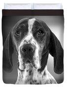 Pointer Dog Duvet Cover
