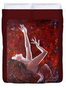 Poise Duvet Cover