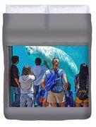 Polar Bear Duvet Cover