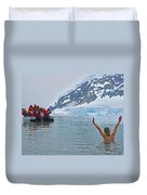 Polar Dip Duvet Cover