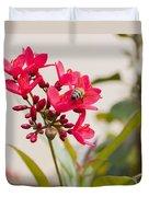 Polen Gathering Bee Duvet Cover