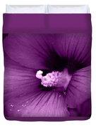 Pollenize Me Duvet Cover