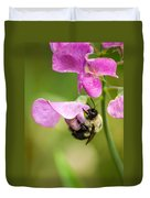 Pollination Nation Viii Duvet Cover