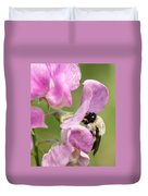 Pollination Nation X Duvet Cover