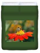 Pollinator Duvet Cover