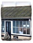 Polpeor Cafe The Lizard Point Duvet Cover