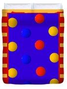 Polychromatic Duvet Cover
