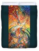 Polyptich Part II - Air Duvet Cover