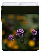 Pom Pom Plant Duvet Cover